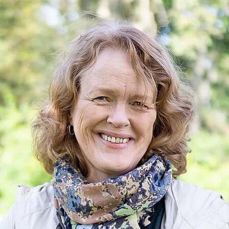 Guðrún B. Ágústsdóttir