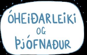 Óheiðarleiki og þjófnaður